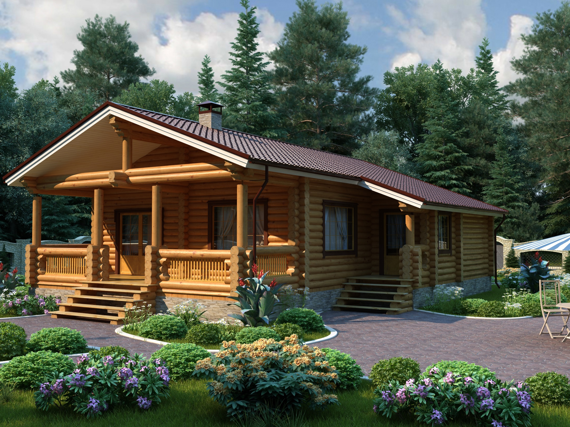 Дом «Комфорт»